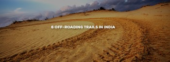 Off roading india