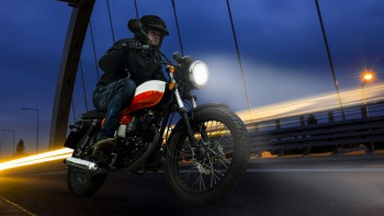 Motorcycle Rides, Tata Green Battery