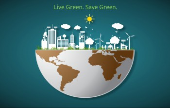 Live Green Save Green